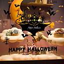 Χαμηλού Κόστους Αυτοκόλλητα Τοίχου-Διακοσμητικά αυτοκόλλητα τοίχου - Αεροπλάνα Αυτοκόλλητα Τοίχου Halloween Εσωτερικό