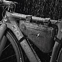 olcso Eszközök, Tisztítószerek és kenőanyagok-5 L Váztáska Vízálló Kerékpár Vízálló cipzár Kerékpáros táska 600D Ripstop 420D Nylon Kerékpáros táska Kerékpáros táska Kerékpározás Szabadtéri gyakorlat Motorbicikli