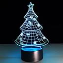 baratos Luzes da noite 3D-1pç Luz noturna 3D USB Para Crianças / Criativo / Aniversário 5 V