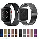 billige iPhone-etuier-Klokkerem til Apple Watch Series 5/4/3/2/1 Apple Milanesisk rem Rustfritt stål Håndleddsrem