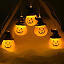 ราคาถูก สายไฟ LED-4m ไฟสาย 20 ไฟ LED ขาวนวล ตกแต่ง แบตเตอรี่ขับเคลื่อน 1pc