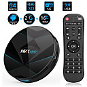 billige Julepynt-hk1 mini smart tv-boks 2 gb ram 16 gb rom android 8.1 amlogic s905x2 2.4g 5g wifi bluetooth h.265 4k hd mediaspiller