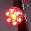 baratos Luzes de Bicicleta & Refletores-LED Luzes de Bicicleta Luzes da cauda LED Ciclismo de Montanha Moto Ciclismo Impermeável Indução inteligente Indução Automática de Freio Libertação Rápida Li-polímero 80 lm Bateria Recarregável