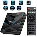 billige Julepynt-hk1 super smart tv-kasse android 9.0 rockchip rk3318 quad core 64 4k 4gb 128 GB 2.4g 5g wifi bt4.0 HD Media Player