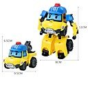 baratos Toalheiros-1: 160 Carros de Brinquedo Veículos Veiculo de Construção Veiculo de Construção Transformável Fofo PVC / Vinil Todos
