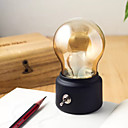 billige Servise-1set Globe LED Night Light Varm hvit Usb Kreativ / Bursdag / Atmosfære Lampe 5 V