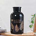 billige Bakeformer-2pcs Vaser og kurv Rund Glass Moderne / Nutidig
