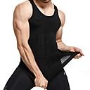 Χαμηλού Κόστους Συνθετικές περούκες χωρίς σκουφί-Γιλέκο μέσης για γυμναστική Body Shaper Ζεστό ιδρώτα προπόνηση Top αδυνατίσματος Vest N / A Spandex Chinlon N / A Απώλεια βάρους Εξάσκηση κοιλιακών Αδυνάτισμα σώμα γλύπτης Τρέξιμο Fitness
