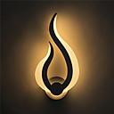 billige Vegglamper-Nytt Design / Smuk Moderne Moderne Vegglamper Innendørs / butikker / cafeer Akryl Vegglampe IP44 Generisk 10 W