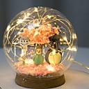 זול חפצים דקורטיביים-חפצים דקורטיביים, זכוכית מודרני עכשווי ל קישוט הבית מתנות 1pc