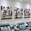 povoljno Apstraktno slikarstvo-Uokvireno ulje na platnu - Mrtva priroda Akril Oil Painting Wall Art