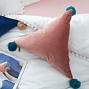 billige Neglestempling-1 stk Polyester Putetrekk og innsats, Nyhet Fritid Kaste pute