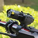 billiga Ficklampor-LED Cykellyktor LED-Ficklampor LED Cykel Cykelsport Vattentät AA / 14500 * Vit Camping / Vandring / Grottkrypning Vardagsanvändning Cykling