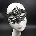 ราคาถูก หน้ากาก-หน้ากากฮาโลวีน หน้ากากลูกไม้เซ็กซี่ ปาร์ตี้ แปลกใหม่ ลูกไม้ ธีมสยองขวัญ สำหรับผู้หญิง