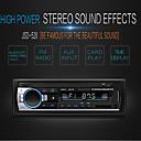 Χαμηλού Κόστους Συσκευές αναπαραγωγής DVD αυτοκινήτου-swm jsd-520 1 από 12v στερεοφωνικό ραδιόφωνο αυτοκινήτου in-dashbluetooth v2.0 ραδιόφωνο fm δέκτης fm aux εισόδου sd usb mp3 ραδιόφωνο lcd ψηφιακή οθόνη diaplay χρόνος μαύρο
