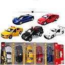ราคาถูก รถของเล่น-ALLOY METAL รถของเล่น ยานพาหนะก่อสร้าง รถตำรวจ Toy ของขวัญ