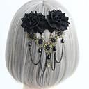 povoljno Nakit za kosu-Žene Poslastica Vintage pomodan Smola Tekstil Legura Hair Clip Halloween Klub