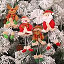 billige Julepynt-juledekorasjon anheng jul søt juletre kreative 4stk