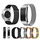 Χαμηλού Κόστους Αξεσουάρ για εργαλεία κουζίνας-μαγνητική ταινία αναρρόφησης από ανοξείδωτο χάλυβα για ρολόι huawei1 / τιμή s1 / fit / b5 18mm