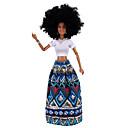 ราคาถูก Dolls-ตุ๊กตาแฟชั่น เด็กผู้หญิง 12 inch น่ารัก ปฏิสัมพันธ์ระหว่างพ่อแม่และลูก ความอ่อนเยาว์ เด็ก เด็กผู้หญิง Toy ของขวัญ