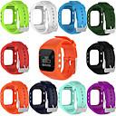 billige Romfartsleker-myk silikon gummi armbånd for armbåndsur for polar a300 fitnessklokke