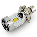 billiga Bilstrålkastare-H4 Motorcykel Glödlampor 2000W COB 2000lm LED Strålkastare