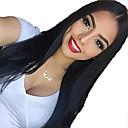 ราคาถูก วิกผมจริง-วิกผมจริง มีลูกไม้ด้านหน้า วิก ฟรี Part สไตล์ ผมบราซิล Straight ดำ วิก 130% Hair Density ผมเด็ก เส้นผมธรรมชาติ สำหรับผู้หญิงผิวดำ 100% บริสุทธิ์ 100% มือผูก สำหรับผู้หญิง ยาว วิกผมแท้