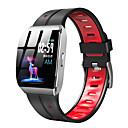 billige Smartbrytere-x1 smartklokke bt fitness tracker support varsle / pulsmåler sport smartwatch kompatibel iphone / samsung / android telefoner