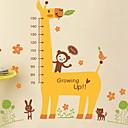ราคาถูก Wall Decor-สติ๊กเกอร์ประดับผนัง - Plane Wall Stickers สัตว์ต่างๆ ในที่ร่ม / ห้องสำหรับเด็ก