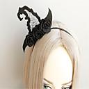 billige Sko til latindans-Dame Mote Tøy Obsidian Pannebånd Halloween