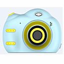 זול Action Cameras-מצלמה מיני צעצועים חינוכיים לילדים מתנות לתינוק מתנת יום הולדת מצלמה דיגיטלית מצלמה דיגיטלית 1080 p הקרנה