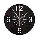baratos Relógios de Parede Rústicos-Contemporâneo Moderno Fashion Acrílico Irregular Interior