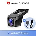 billige Bil-DVR-junsun s695.g 4k ultra hd 2160p 30fps bil dvr kamera wifi gps med cpl sony imx335 nattsyn dash cam registrator videoopptaker
