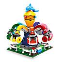 ราคาถูก บล็อกอาคาร-Building Blocks 350 pcs ที่เข้ากันได้ Legoing น่ารัก ทั้งหมด Toy ของขวัญ