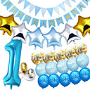 cheap Wedding Decorations-Balloon Emulsion 1 set Birthday