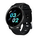 baratos Arandelas de Exterior-Q20 smart watch bt rastreador de fitness suporte notificar / monitor de freqüência cardíaca esporte smartwatch compatível iphone / samsung / android phones