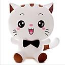baratos Luminárias de Teto-Olho de Gato Animais de Pelúcia Adorável Portátil Algodão / Poliéster Todos Brinquedos Dom 1 pcs