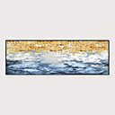 baratos Quadros com Moldura-Impressão de Arte Emoldurada Conjunto Emoldurado - Abstrato Poliestireno Fotografias Arte de Parede