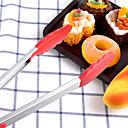 ราคาถูก เครื่องมือครัวอุปกรณ์เสริม-Stainless Steel + Plastic อุปกรณ์ Dining and Kitchen คีบ เครื่องมือ มัลติฟังก์ชั่น Gadget ครัวสร้างสรรค์ เครื่องมือเครื่องใช้ในครัว มัลติฟังก์ชั่น สำหรับเครื่องทำอาหาร Kitchen 1pc
