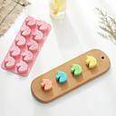 baratos Utensílios de Cozinha-3d molde de sabão de silicone forma unicórnio cubo de gelo doces de chocolate cakediy biscoito molde de cozimento pão 2 pcs