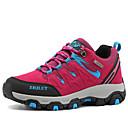 זול נעלי ספורט לנשים-בגדי ריקוד נשים נעלי אתלטיקה מטפסים בוהן עגולה סוויד / בד גמיש ספורטיבי / יום יומי טיפוס / הליכה קיץ & אביב חום / סגול / ירוק כהה