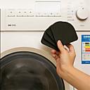 ราคาถูก ที่จัดเก็บของในครัว-เครื่องซักผ้าป้องกันการสั่นสะเทือน pad mat ลื่นช็อกตู้เย็น 4 ชิ้น / เซ็ตห้องครัวเสื่อห้องน้ำ