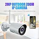 Χαμηλού Κόστους Κάμερες Υπαίθριου Δικτύου IP-wanscam k22 ασύρματο 1080p 2MP ip κάμερα 3.6mm φακός 6pcs leds υποστήριξη 3x ψηφιακό ζουμ (zoom in zoomed on app) νυχτερινή όραση υπαίθρια ip66