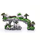 billiga Tillbehör till fiskar och akvarium-Guyun ny dragon formade stenparti dekoration för akvarium