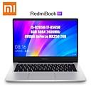 olcso Ultrabook-xiaomi redmibook laptop 14 hüvelykes intel mag i7-8565u 8 GB ddr4 512 GB ssd nvidia geforce mx250 2 GB gddr5 Windows10 laptop notebook