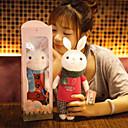 ราคาถูก สัตว์สตาฟ-Rabbit Stuffed & Plush Animals น่ารัก สนุก น่ารัก ของขวัญ