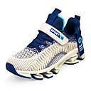 Χαμηλού Κόστους Παιδικά αθλητικά παπούτσια-Αγορίστικα / Κοριτσίστικα Ανατομικό Flyknit Αθλητικά Παπούτσια Μεγάλα παιδιά (7 ετών +) Τρέξιμο / Περπάτημα Μαύρο / Ροζ / Μπεζ Άνοιξη / Φθινόπωρο