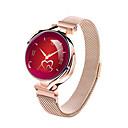 Χαμηλού Κόστους Έξυπνα Ρολόγια-z38 γυναικών smartwatch ανοξείδωτο λεκέ bt γυμναστήριο υποστήριξης ειδοποίηση / μέτρηση πίεσης του αίματος σπορ έξυπνο ρολόι για τα τηλέφωνα samsung / apple / android