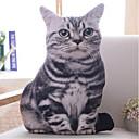 billige Reborn-dukker-10-tommers grå katt utstoppede dyr Kosedyr