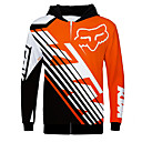 voordelige Motorjacks-Fox KTM 360 motorjersey kledingjas voor unisex polyester lente / herfst / winter warmer / ademend / snel droog